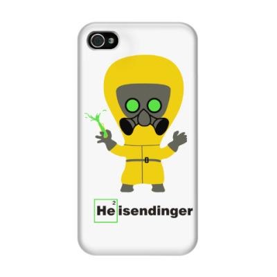 Чехол для iPhone 4/4s Heisendinger
