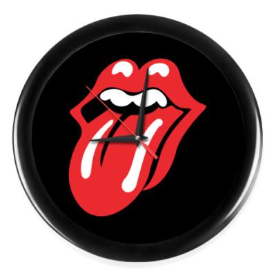 Настенные часы The Rolling Stones