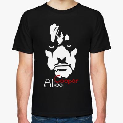 Футболка Alice Cooper