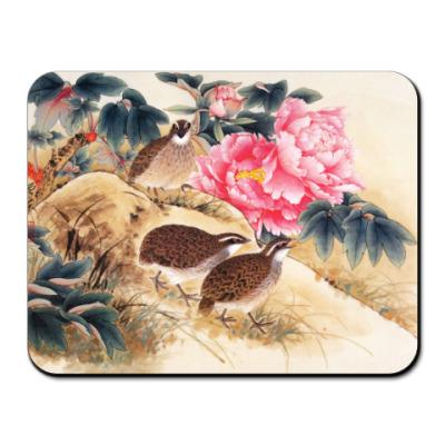 Коврик для мыши Китайская живопись