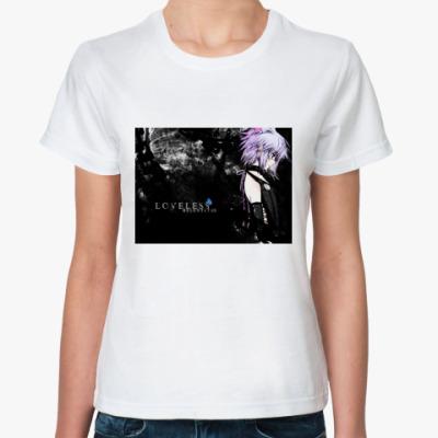 Классическая футболка Loveless