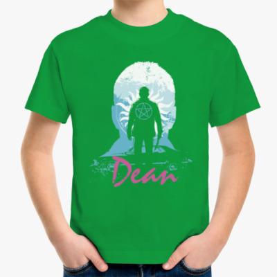 Детская футболка Dean - Supernatural