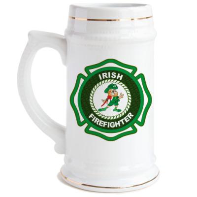 Пивная кружка Ирландская пивная кружка