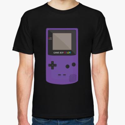 Футболка Game Boy Color