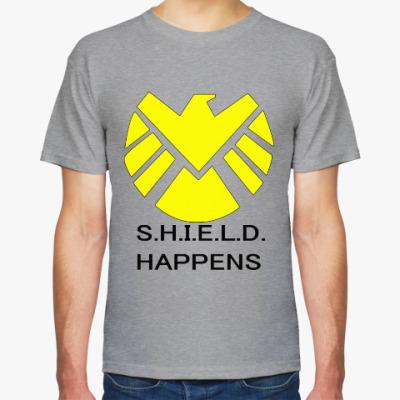 Футболка Щит shield