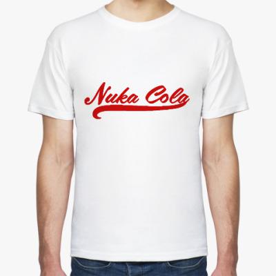 Футболка Nuka Cola (Fallout)