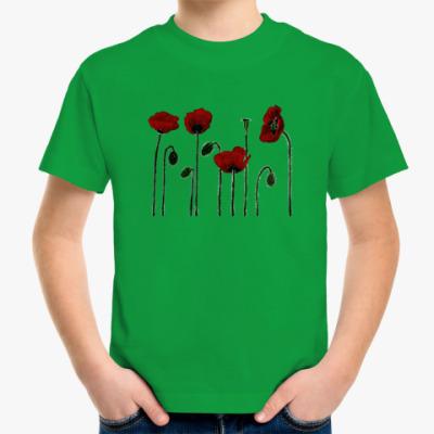 Детская футболка Маки