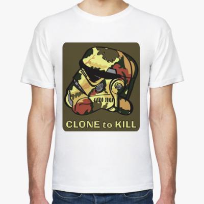 Футболка Clone