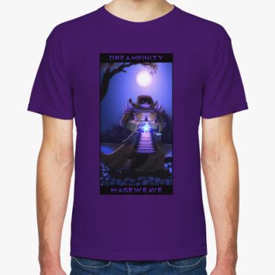 Футболка Dreamfinity Mageweave, фиолетовая