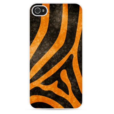 Чехол для iPhone Полосы тигра