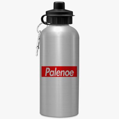 Спортивная бутылка/фляжка Supreme(пародия)