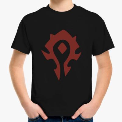 Детская футболка Варкрафт