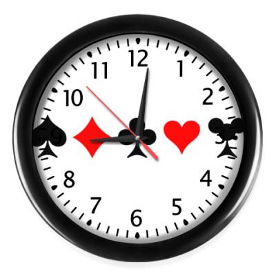 Настенные часы Будь готов! Всегда!