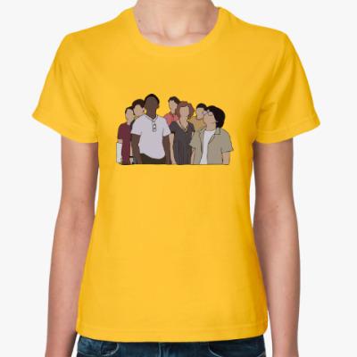 Женская футболка Оно