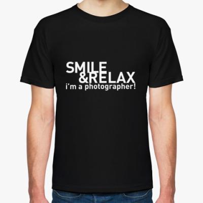 Футболка  Smile&Relax