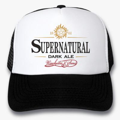 Кепка-тракер Supernatural - Темный эль