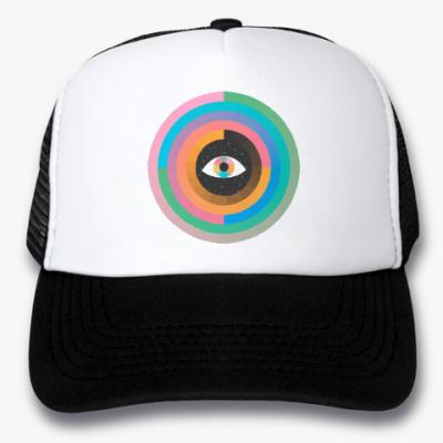 Кепка-тракер Глаз