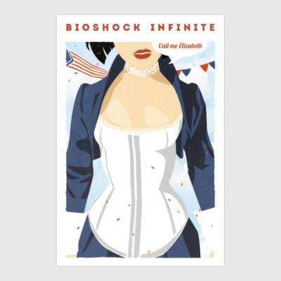 Постер Elizabeth