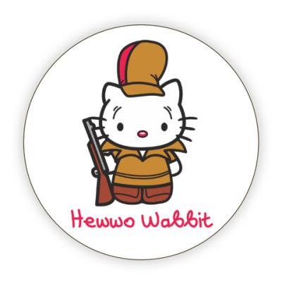 Костер (подставка под кружку) Hawwo Wabbit