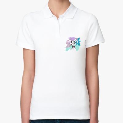 Женская рубашка поло Rabbit