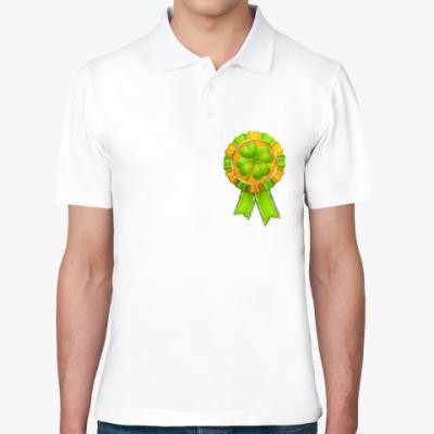 Рубашка поло Медаль