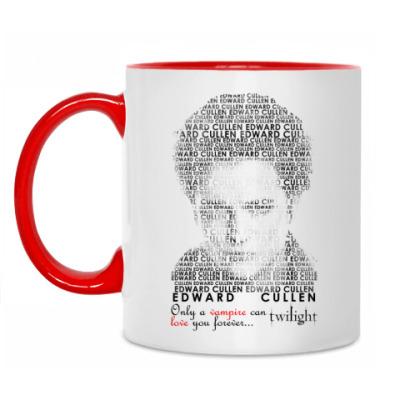 Кружка Edward Cullen