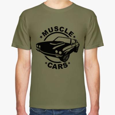 Футболка Muscle cars
