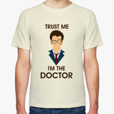 Футболка im the doctor