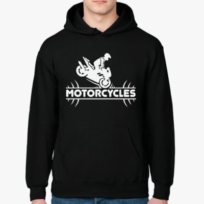 Толстовка худи Мотоциклы