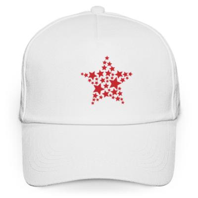 Кепка бейсболка Звезда