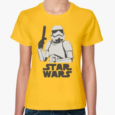 Женская футболка Star Wars VII