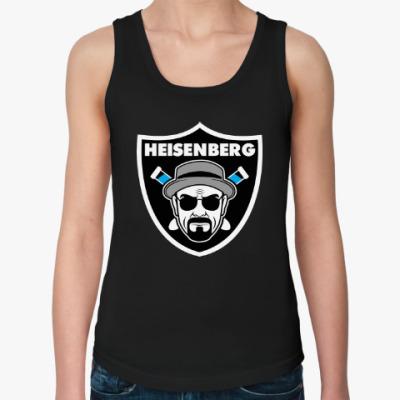 Женская майка Heisenberg Raiders