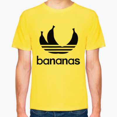 Футболка bananas