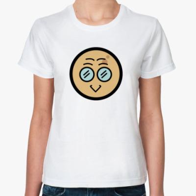 Классическая футболка  Prof