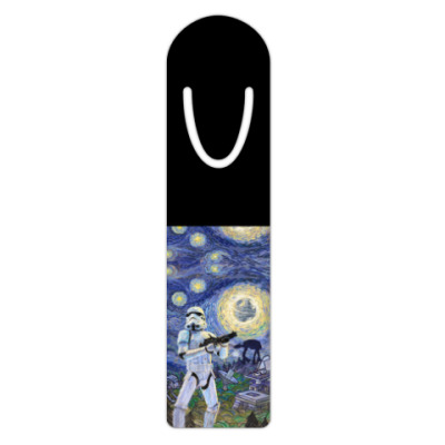 Жетон dog-tag Star Wars Starry Night