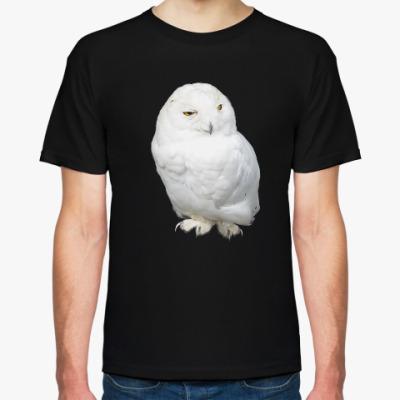 Футболка Белая Сова (White Owl)