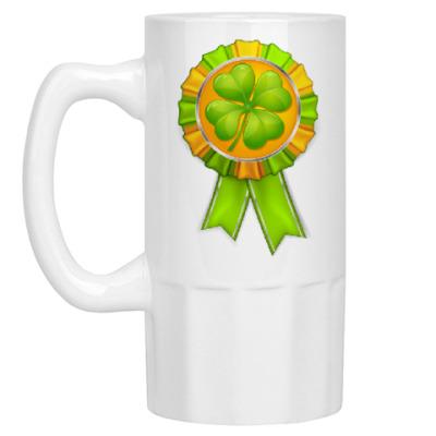 Пивная кружка Медаль