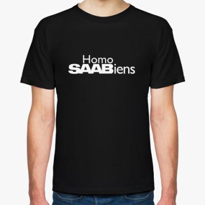 Футболка Homo SAABiens