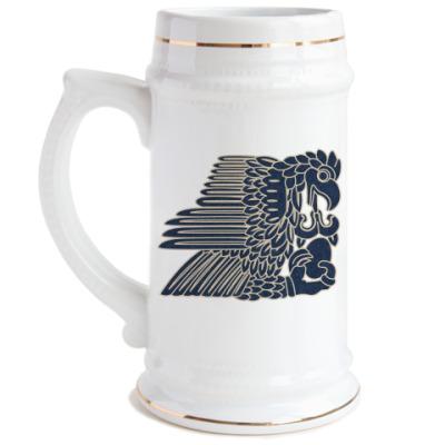 Пивная кружка Орел