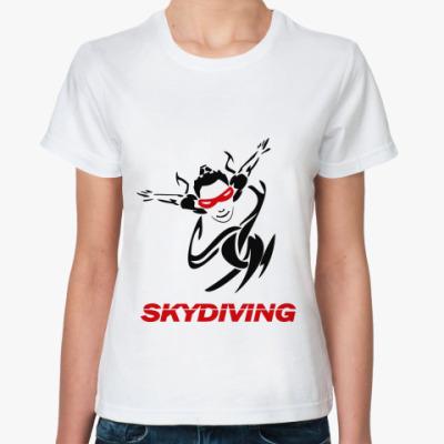Классическая футболка SKYDIVING