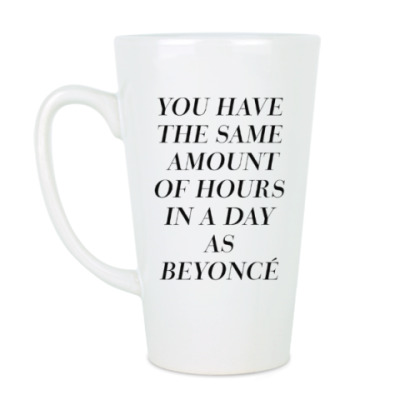 Чашка Латте Beyonce