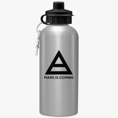 Спортивная бутылка/фляжка 30 Seconds to Mars