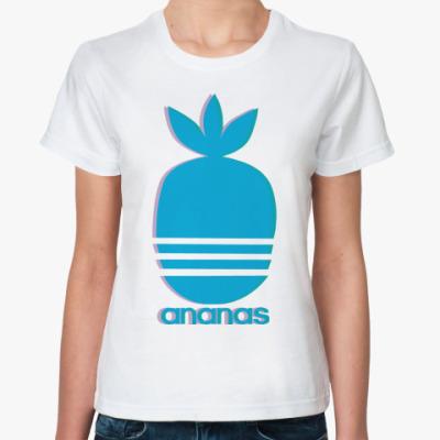 Классическая футболка Ananas