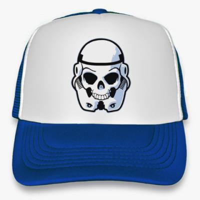 Кепка-тракер Trooper Skull