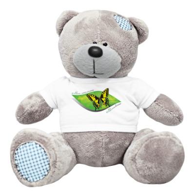 Плюшевый мишка Тедди Меня наполняет вдохновение