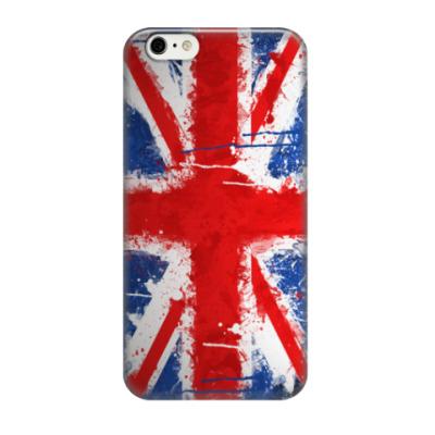 Чехол для iPhone 6/6s Британский флаг
