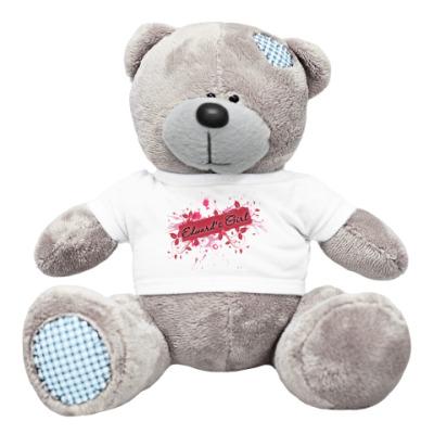 Плюшевый мишка Тедди Edward's girl