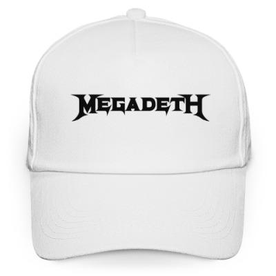 Кепка бейсболка Megadeth