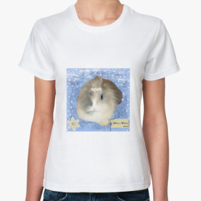 Классическая футболка  RabbitsPlanet