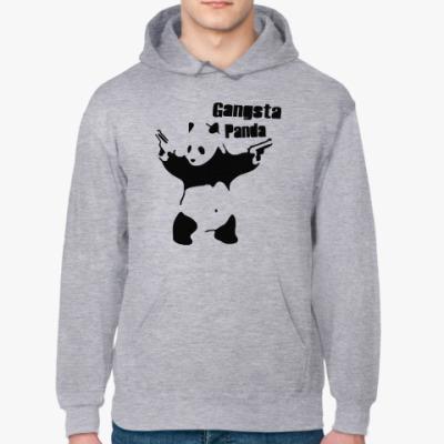 Толстовка худи Гэнста панда